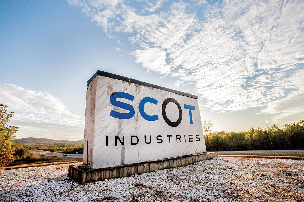 $6 million expansion will mean 15 new jobs at Scot Industries in Talladega