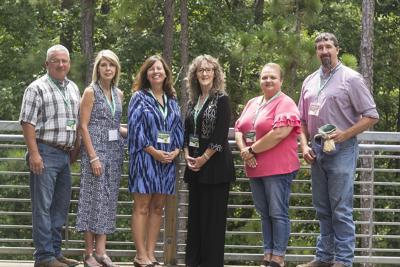 Alabama 4-H's Volunteers of Year