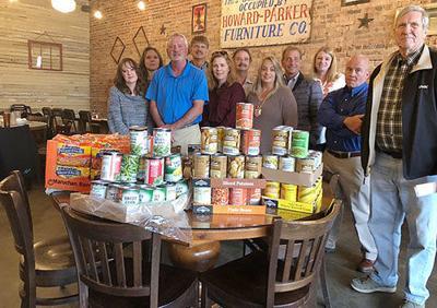 Talladega Co. Board of Realtors donates to Alabama Childhood Food Solutions