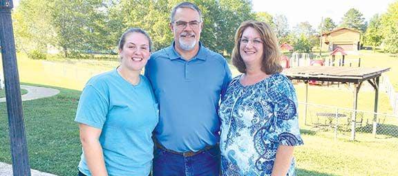 Teachers' daughter follows in their footsteps