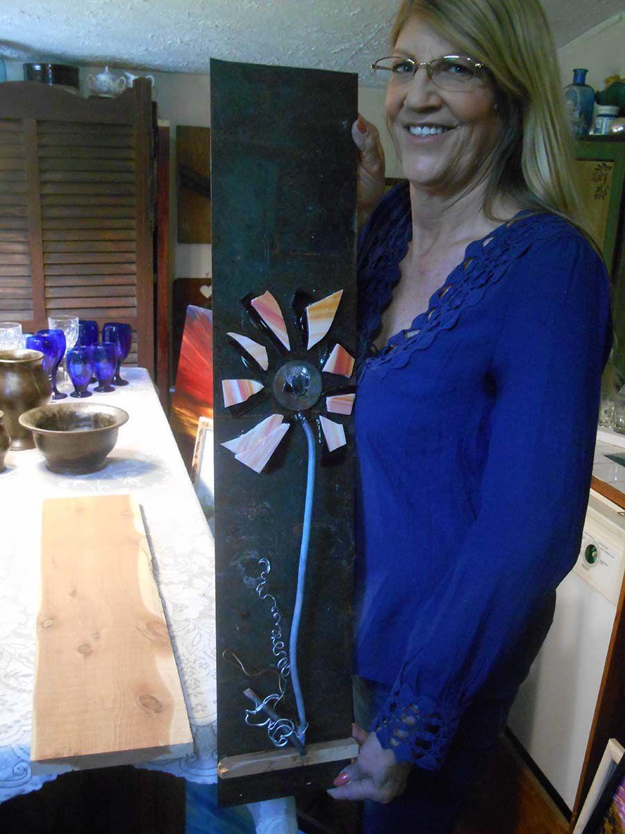 """""""The Flower"""" Julie Baxter.jpg"""