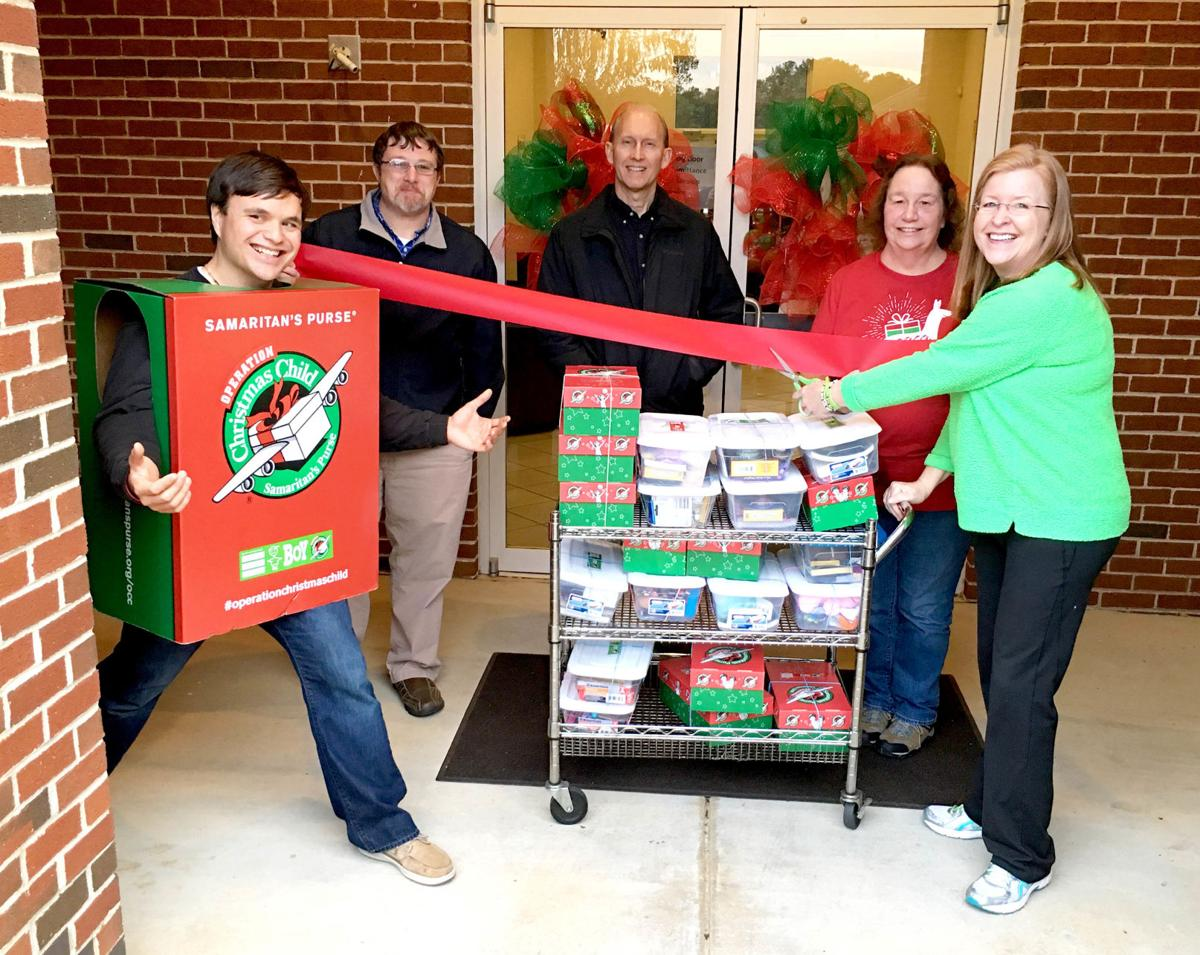 Operation Christmas Child dropoff opening 1 submitted.jpg