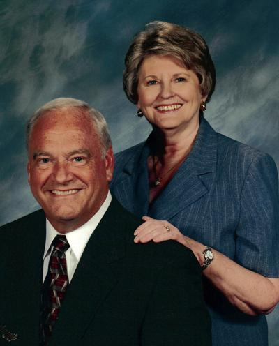 Jim and Nancy Harrington