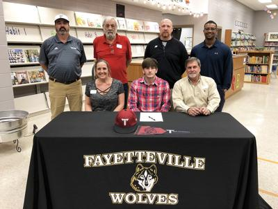 Wesson signs with Troy