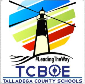 Talladega County Board of Education logo