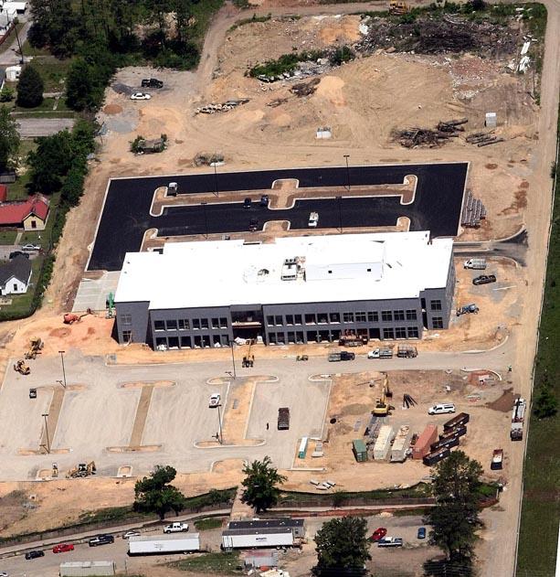 DHR construction
