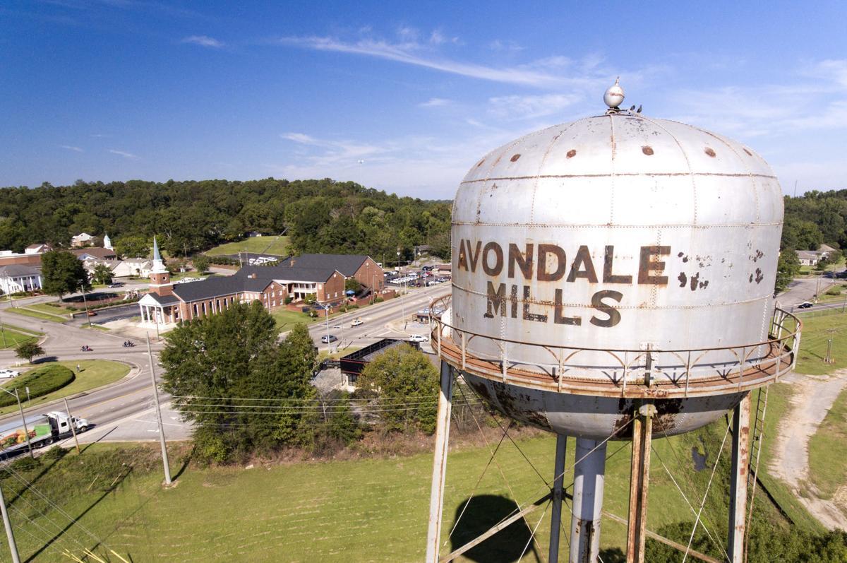 Avondale Mills watertower 1 tw.jpg