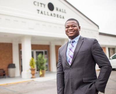 Talladega Mayor Timothy Ragland