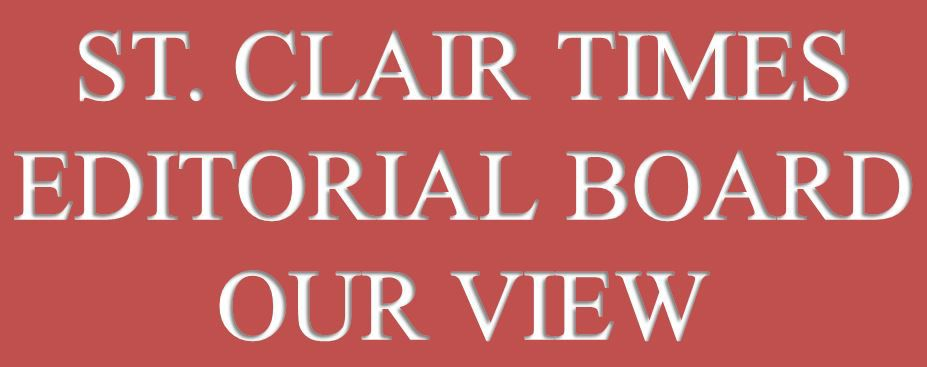 St. Clair Times Editorial Board