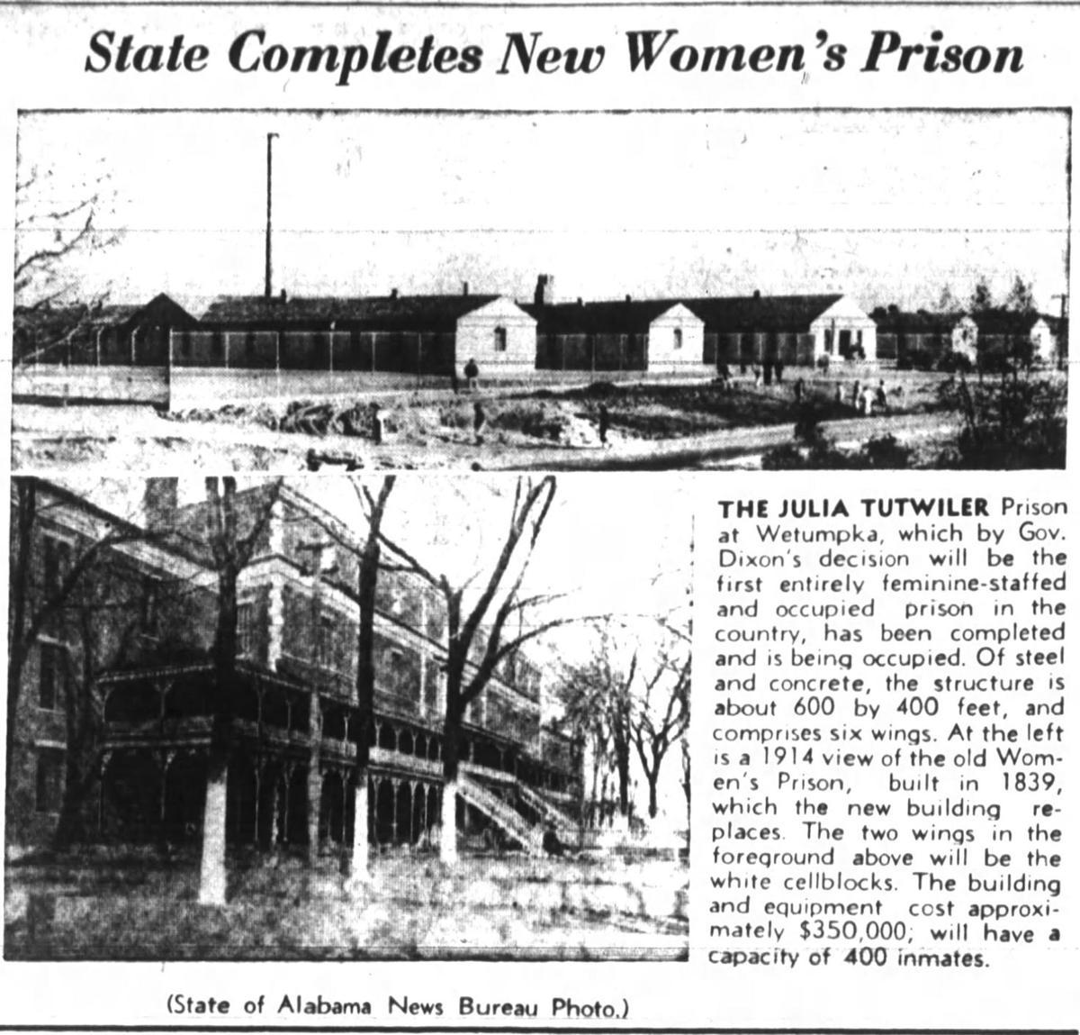 Prison opens