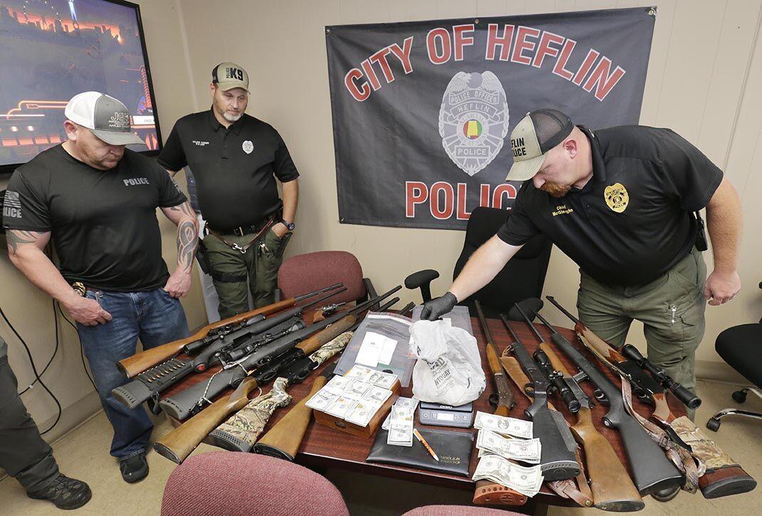 Heflin drug bust
