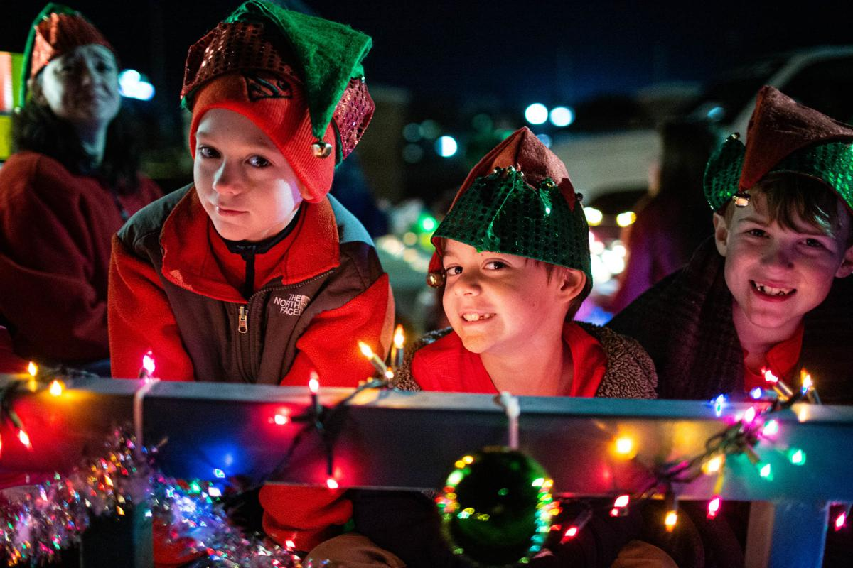 2019 Sylacauga Christmas Parade