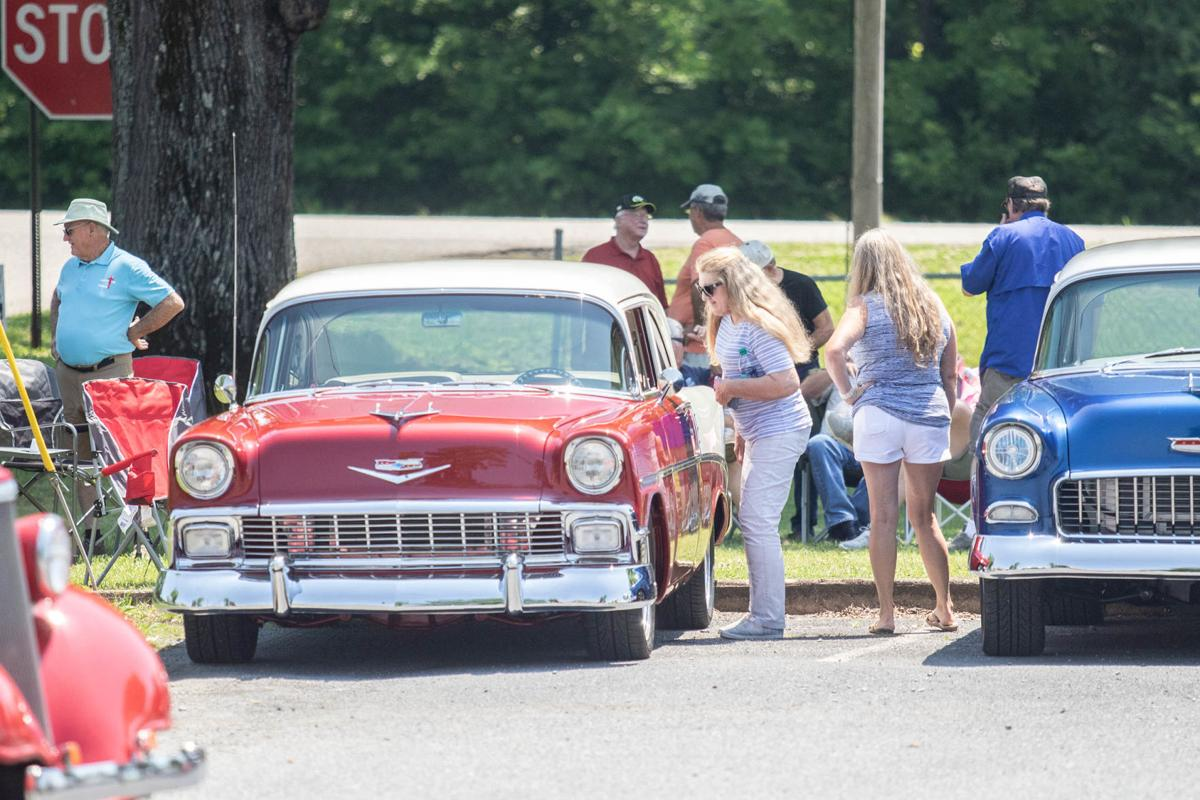 3rd Annual Grass Roots Festival/Antique Car Show at AJ Powers Memorial Lodge/Plank Road Station