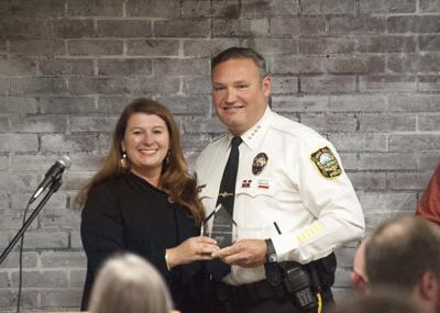 Paul Irwin named Citizen of Year