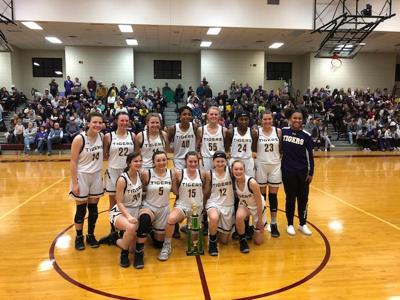 Season ends for Springville Lady Tigers