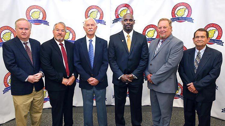 2018 Calhoun County Sports Hall of Fame