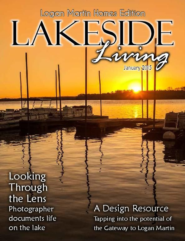 Lakeside - January 2015