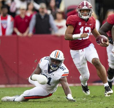 Alabama Auburn