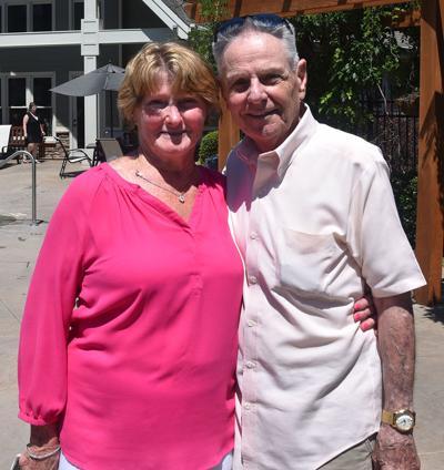 Lynda Newman and Edward Gibson