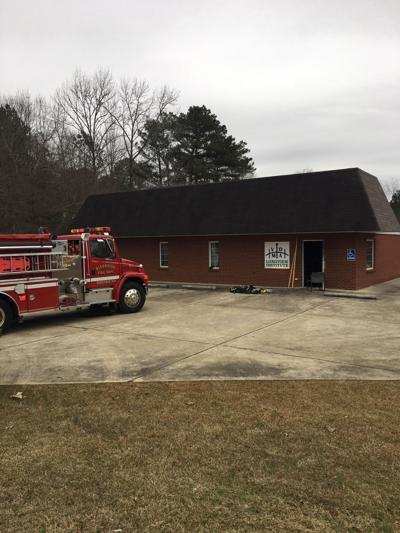 Riverside Fire Department responds to fire at Longview Institute