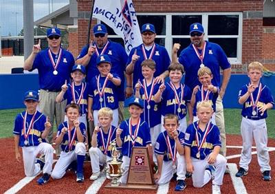 Piedmont's Dixie baseball winners are the talk of the town