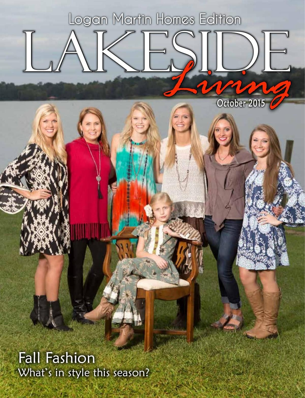 Lakeside: October 2015