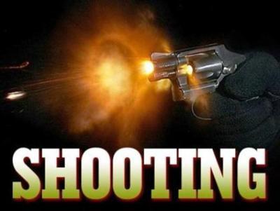 Shooting logo