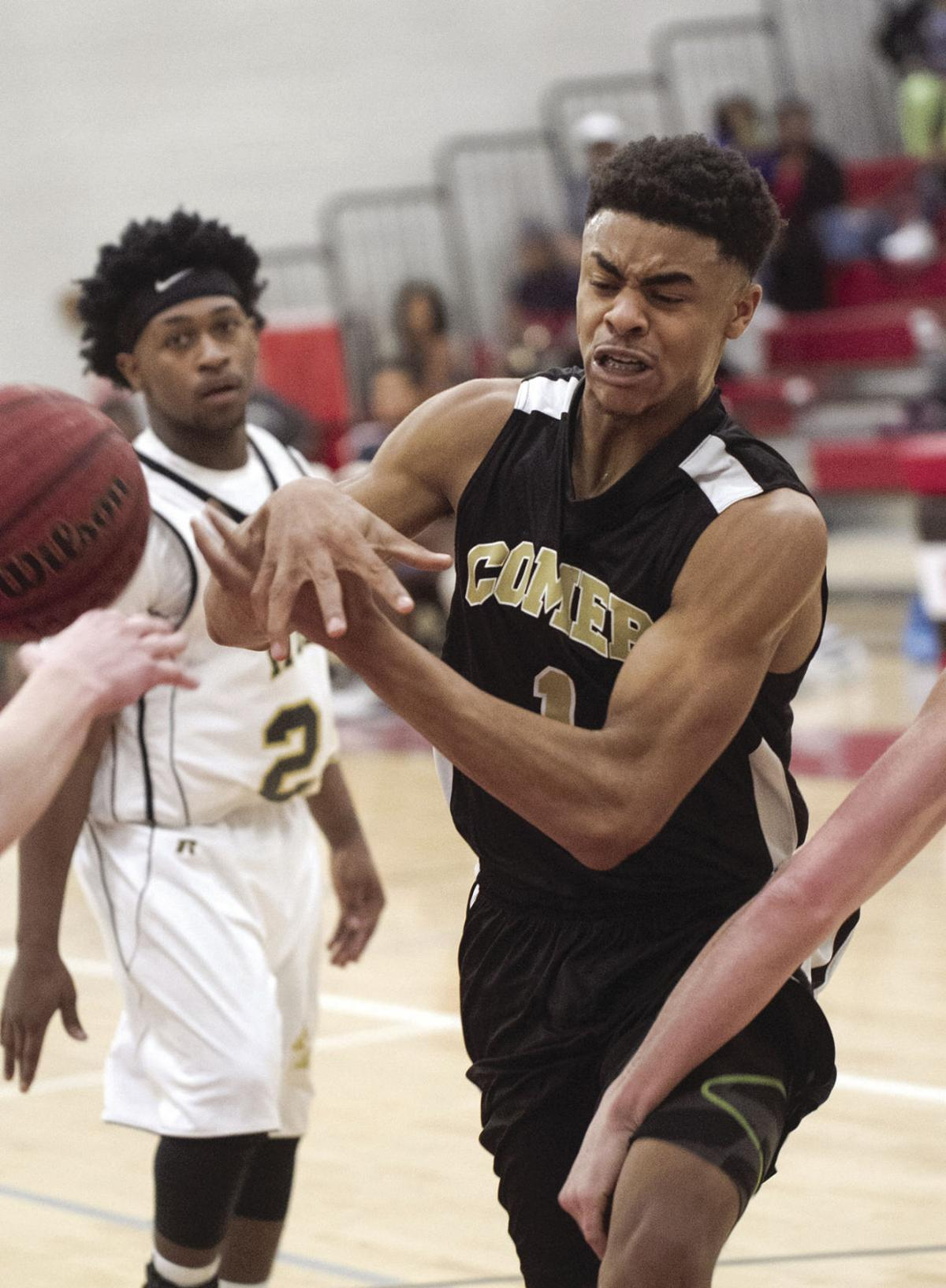 B.B. Comer's Houston Ford selected Daily Home's Player of the Week