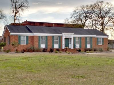 Talladega City Schools Central Office