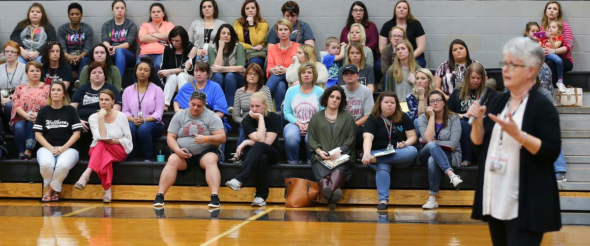 Forum responds to Wellborn parents' questions about TB