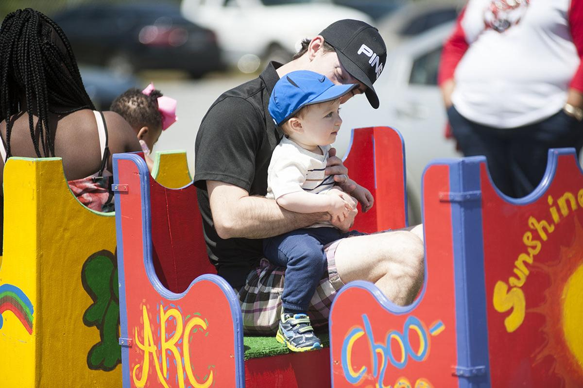 'A BEAUTIFUL DAY': Large crowd turns out to enjoy food, games, prizes, entertainment at 42nd annual Sunshine Saturday (with photos)