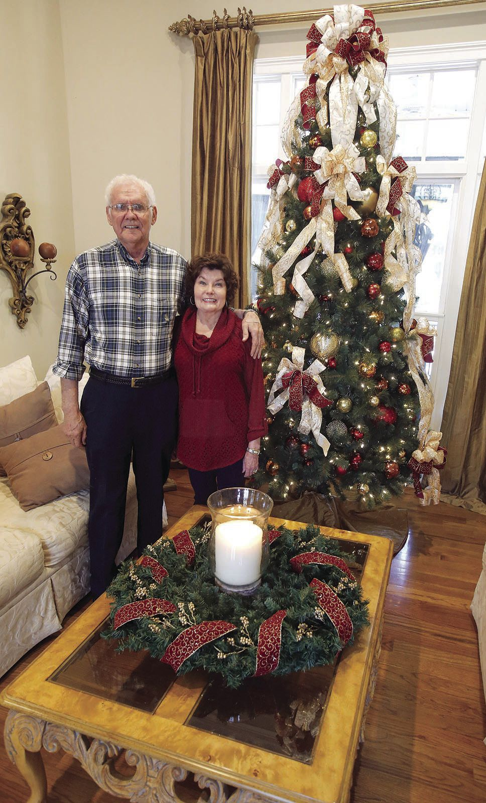 Bill and June Waldrop