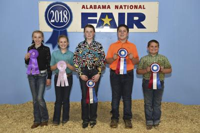Congrats ... Local youth bring home awards from Youth Sheep Show