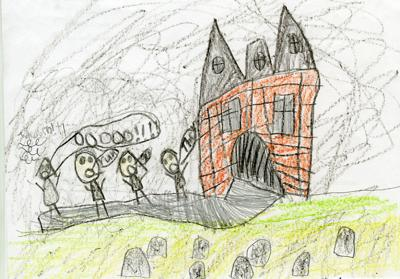 Ghostwriters 2018: The winners of our scary story contest for kids
