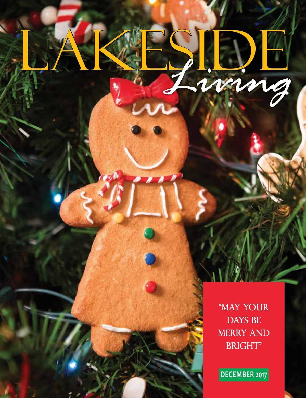 December Lakeside Living