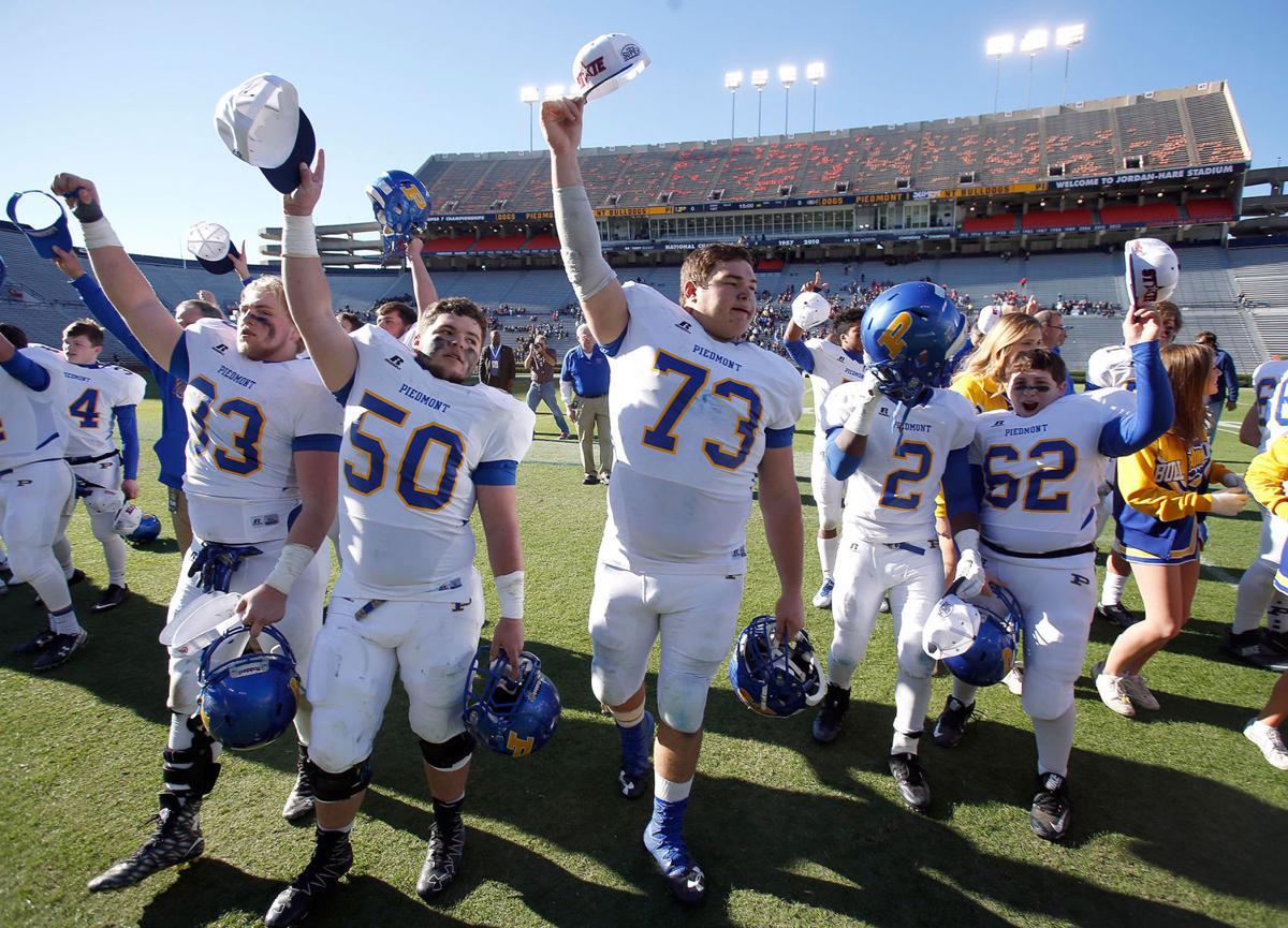 Piedmont celebrates