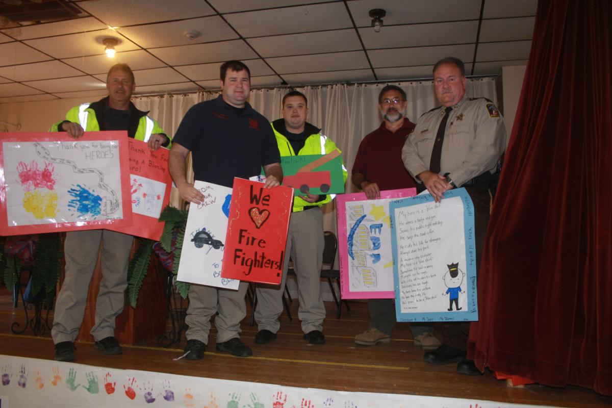 Heroes honored at St. Clair Head Start