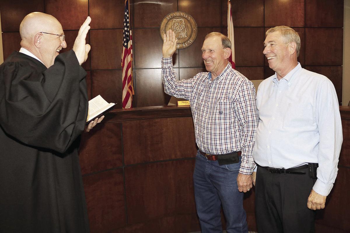 Joe Sweatt sworn in as new St. Clair County deputy coroner