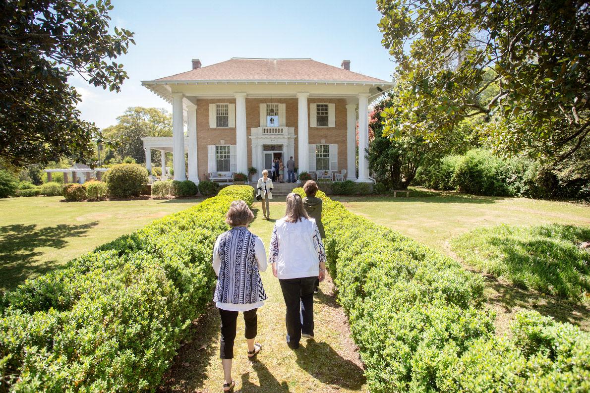 April in Talladega 2018 Tour of Historic Homes