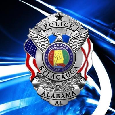 Sylacauga police badge