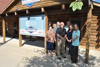 Gilreath Printing & Sign in Pell City celebrates its 25th anniversary
