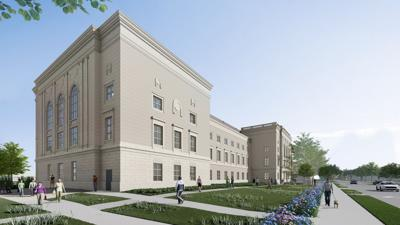 New Federal Courthouse in Anniston
