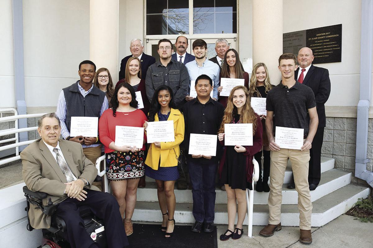 Advanced Disposal scholarship winners 2018