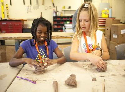 Heritage Hall Arts Camp for KIds 2019
