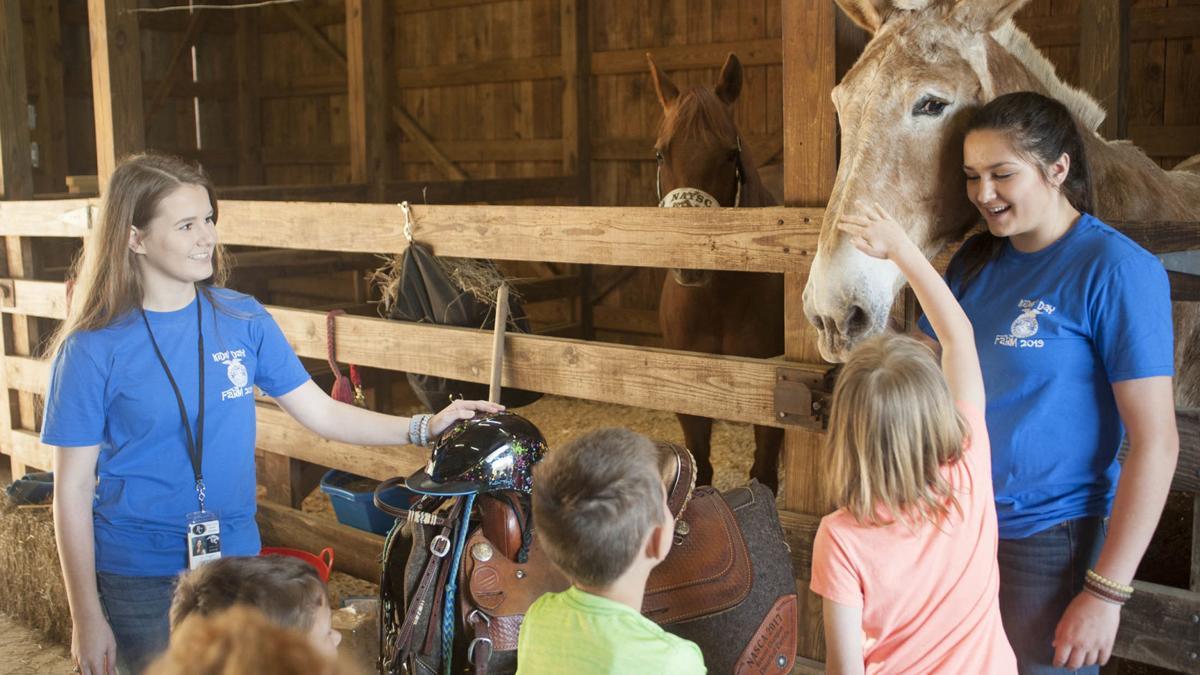 Pell City High School FFA 16th Annual 'Kids Day On The Farm' (photo gallery)