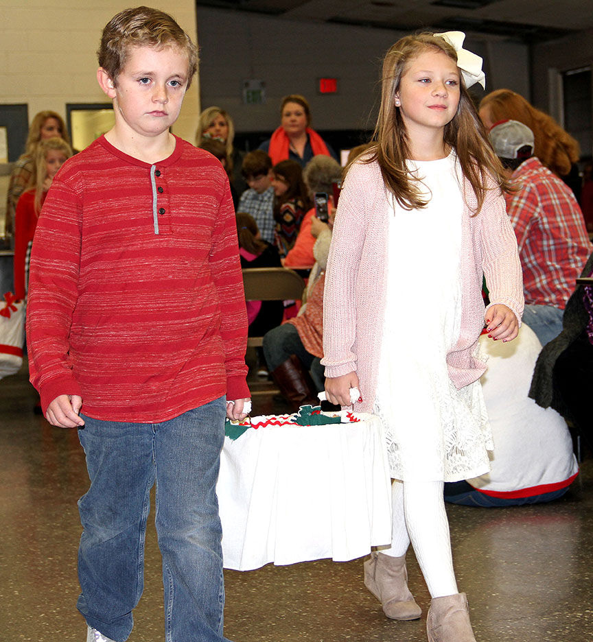 Piedmont Learning Academy Hosts White Christmas Program