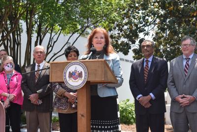 Sallye Longshore, Director of the ADCANP