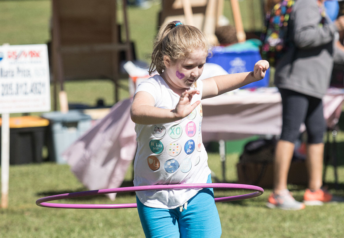 Fall Frenzy at Pell City's Lakeside park