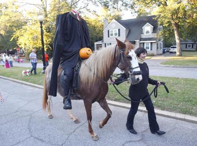 Glenwood Terrace headless horseman