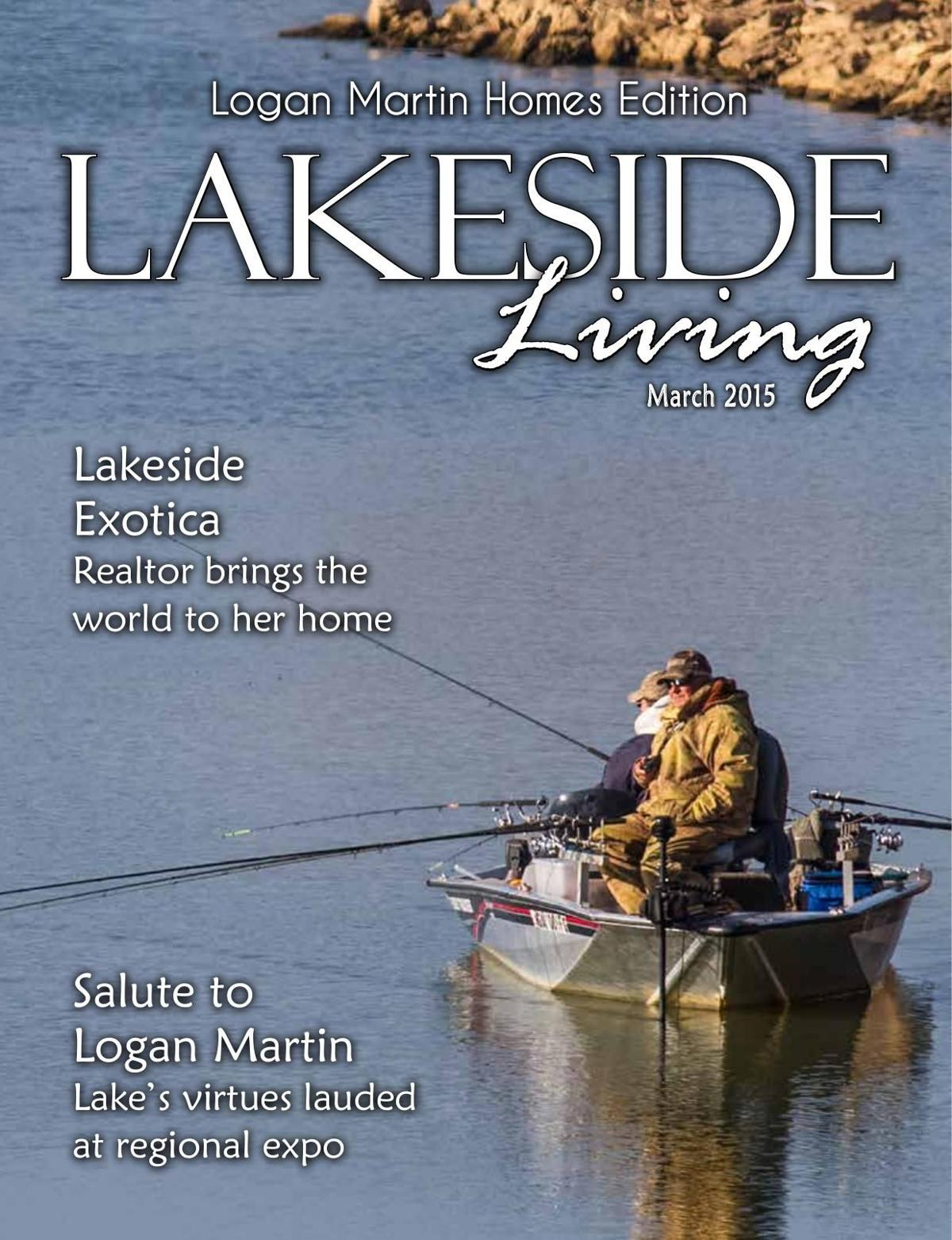 Lakeside - March 2015